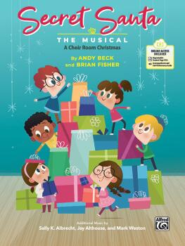 Secret Santa: The Musical: A Choir Room Christmas (AL-00-48708)