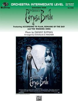 <I>Corpse Bride,</I> Selections from Tim Burton's (Featuring: Accordin (AL-00-25027)
